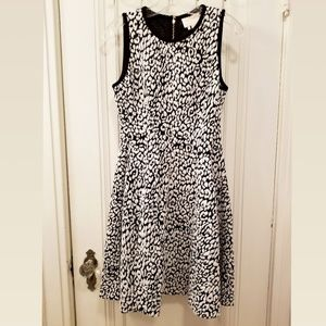 Kate Spade New York Ponte Fit & Flare Dress